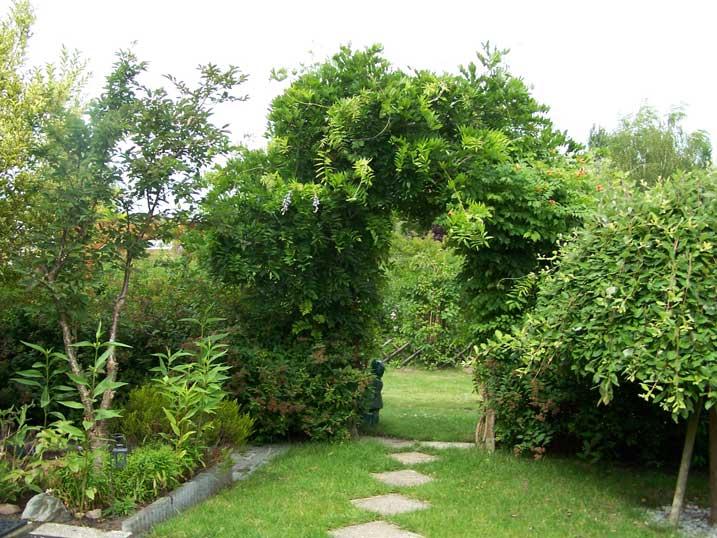 Wunderschöne Gärten dauercingplatz wachow